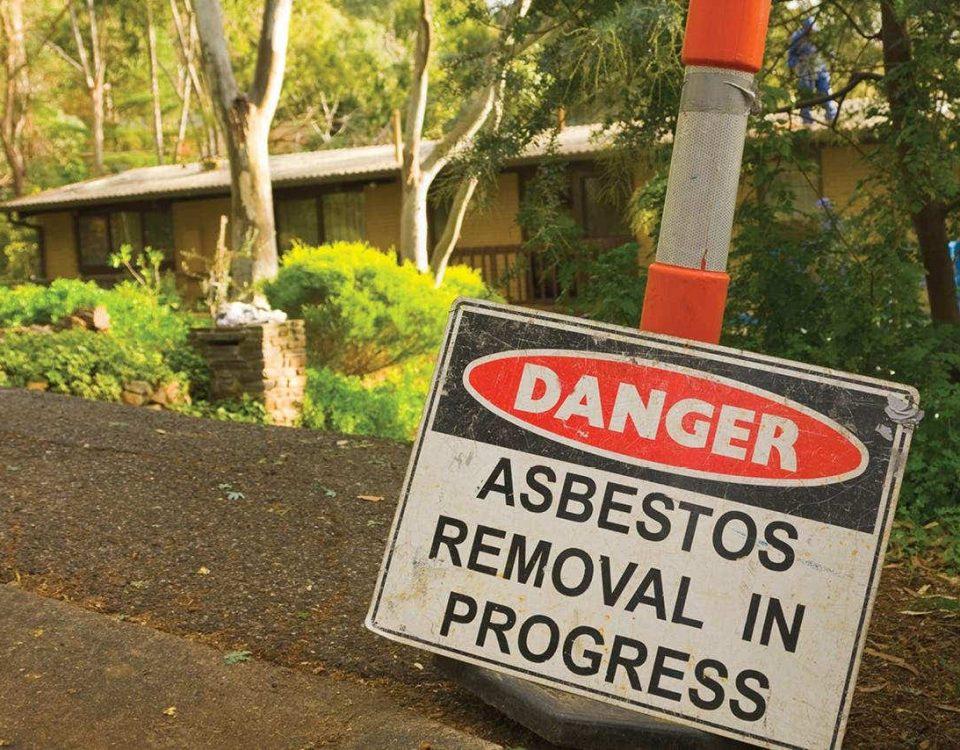 asbestos dangers